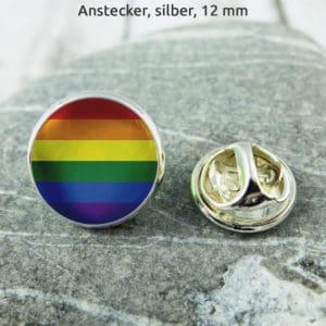 Anstecker Rainbow Flag