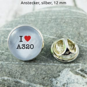 Anstecker I Love A320