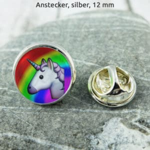 Anstecker Unicorn on rainbow