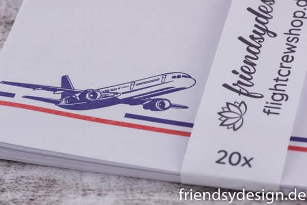 Briefumschläge Par Avion (20 Stück)