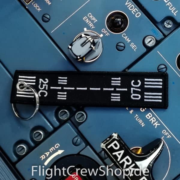 Stoff-Schlüsselanhänger AV8R/Aviator, Runway 2