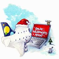 Flieger-Weihnachtsmarkt