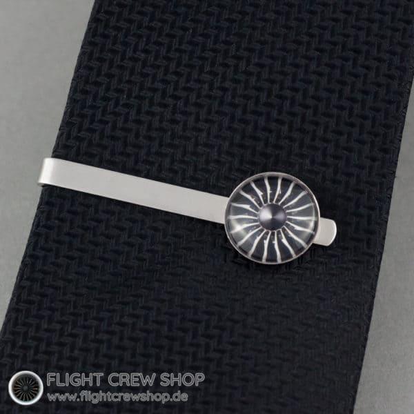 Krawattenklammer Engine 1