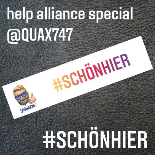 Quax747 SchönHier