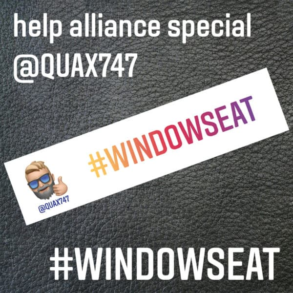 Quax747 WindowSeat